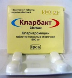 Clarbact Tablets